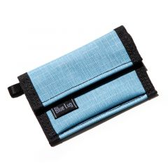 *BLUE LUG* micro wallet (light blue)