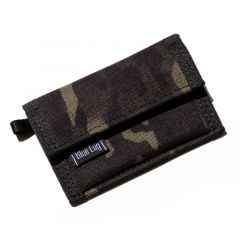 *BLUE LUG* micro wallet (multicam black)
