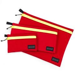 *BLUE LUG* dry pouch (red/yellow)