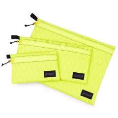 *BLUE LUG* dry pouch (x-pac yellow)