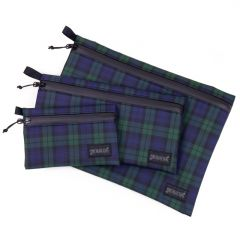 *BLUE LUG* dry pouch (green check)