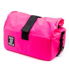 *REALM* wald 137 basket bag (pink)