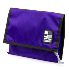 *ILE* aero bar bag (purple)