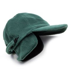 *BL SELECT* ear muff fleece cap (green)