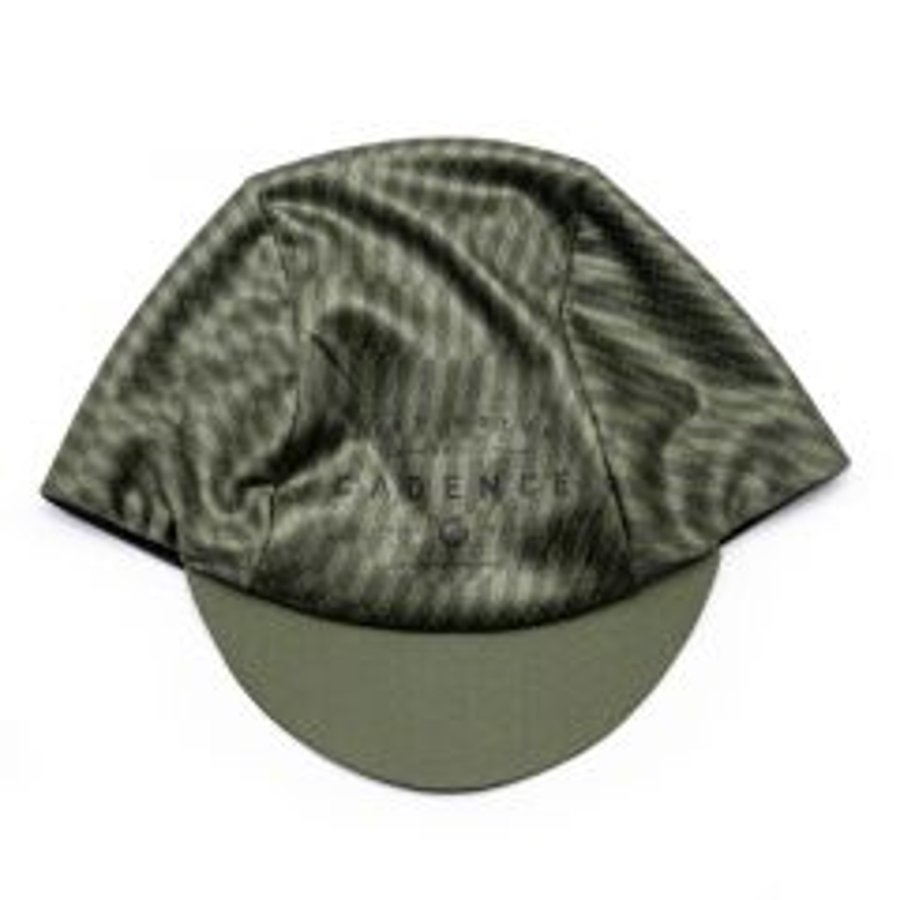 *CADENCE* swirl cap (olive)