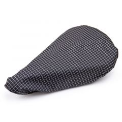 *BLUE LUG* saddle cover (spectra black)