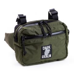 *REALM* dual duty bag (x-pac olive)