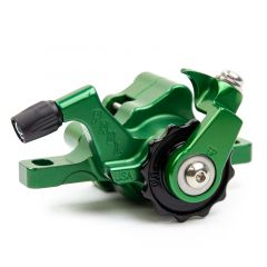 *PAUL* klamper disc calliper (green/black)