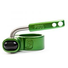 *PAUL* quick release seatpost collar (green)