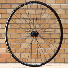 *MAVIC × DT SWISS* open pro ust disc wheel (black)