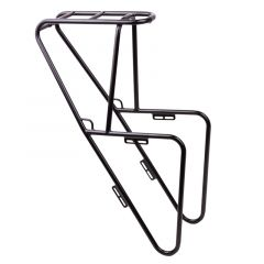 *TUBUS* grand expedition front rack (black)