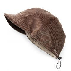*BLUE LUG* cycle work cap (corduroy brown)