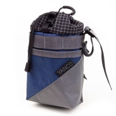 *YANCO* stem bag (x-pac navy/grey)