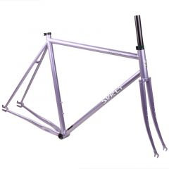 *SURLY* steamroller frame&fork set (metallic lilac)