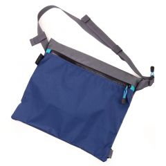 *YANCO* zip musette (x-pac navy/grey)