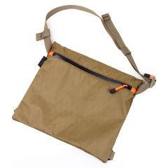 *YANCO* zip musette (x-pac coyote/A)