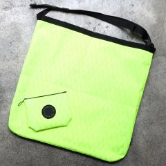 *FAIRWEATHER* packable sacoche (x-pac/yellow)
