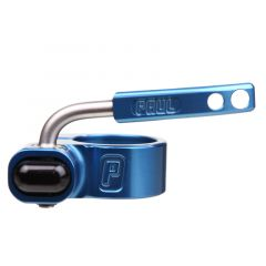 *PAUL* quick release seatpost collar (blue/black)