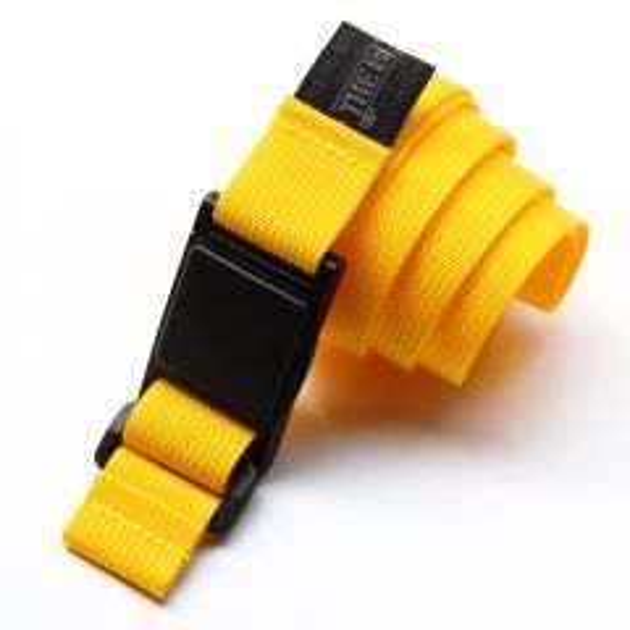*BLUE LUG* quick belt (yellow)