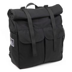 *BAILEYWORKS* nomad roll top pack (black)