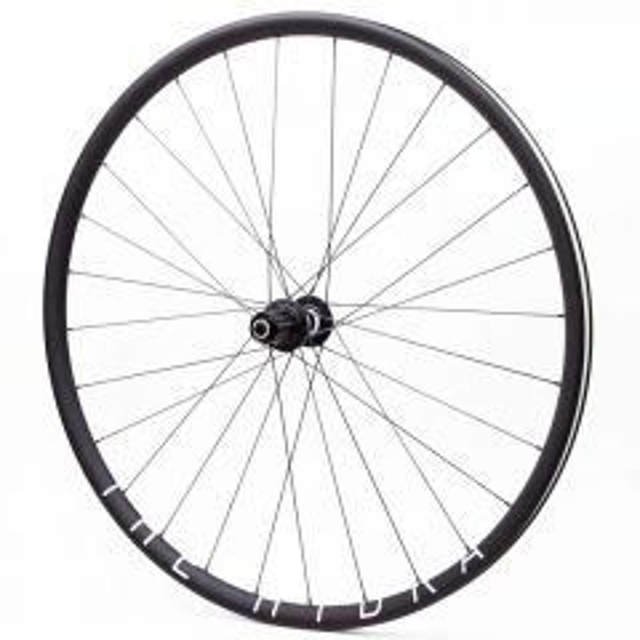*DT SWISS* × *H PLUS SON* the hydra disc rear wheel (black)