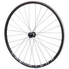 *DT SWISS* × *H PLUS SON* the hydra disc front wheel (black)