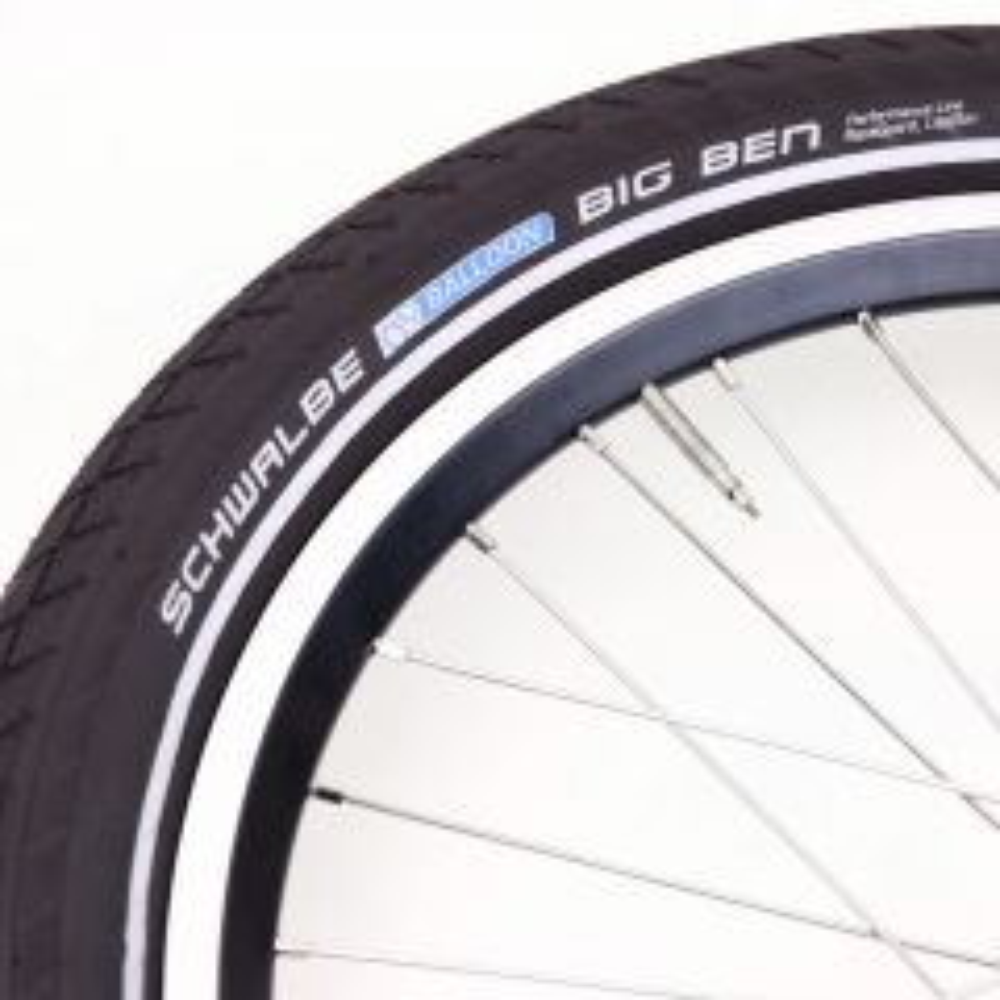 "*SCHWALBE* big ben 20"" tire (black)"
