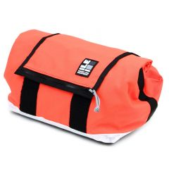 *MASH* ILE × MASH rack bag (orange)