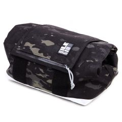 *MASH* ILE × MASH rack bag (x-pac multicam black)