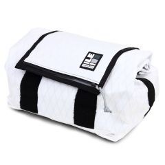 *MASH* ILE × MASH rack bag (x-pac white)