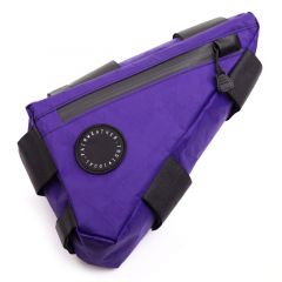 *FAIRWEATHER* corner bag (x-pac purple)