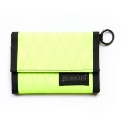 *BLUE LUG* bike wallet (x-pac yellow)