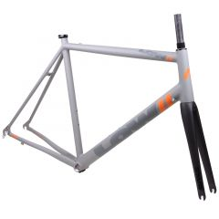*LOW BICYCLES* MKi road frame set (60/gray)