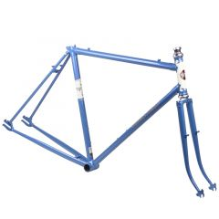 *RIVENDELL* frank jones sr. frame set (blue)
