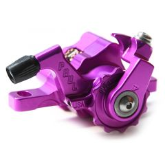 *PAUL* klamper disc calliper (all purple)