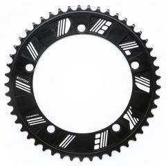 *DELUXE CYCLES* chainring (black)