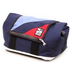*MASH* ILE × MASH rack bag (motorsport navy)