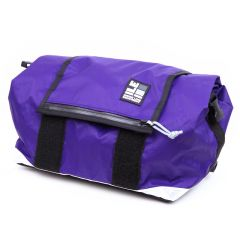 *MASH* ILE × MASH rack bag (x-pac purple)