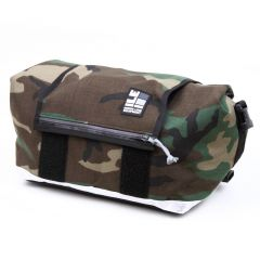 *MASH* ILE × MASH rack bag (woodlandcamo)