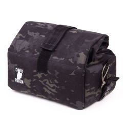 *REALM* wald 137 basket bag (multicam black)