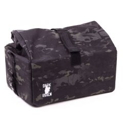 *REALM* wald 139 basket bag (multicam black)
