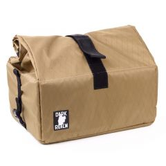 *REALM* wald 139 basket bag (coyote)