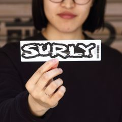 *SURLY* logo sticker (S)