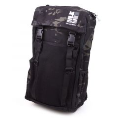*ILE* race day bag (black multicam)