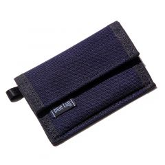 *BLUE LUG* micro wallet (navy)