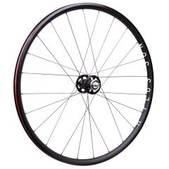 *H PLUS SON × PAUL* archetype track rear wheel (black/24h)