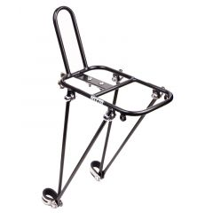 *NITTO* campee m-1B front rack (black)