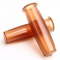 *RINDOW* tarugata pvc grip (gum brown)