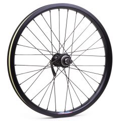 "*VELOCITY* cliffhanger 20"" wheel (black)"