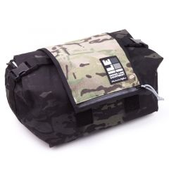 *ILE* rack bag (crazy camo)